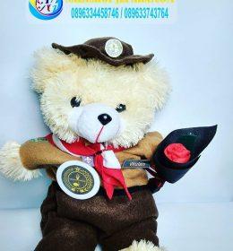 boneka_pramuka_wisuda_teddy_bear