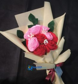 buket-bunga-felt