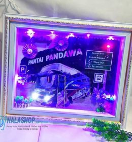 mahar_pernikahan_bus_bejeu_nabila_bilqis_wedding_gift